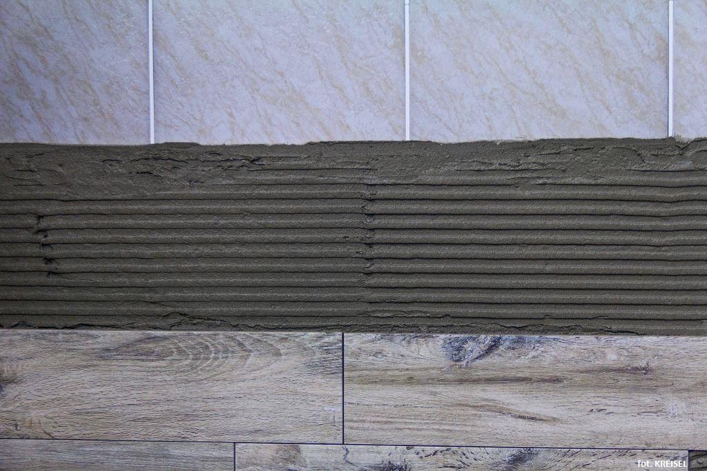 Klej-110 Kreisel - klejenie płytka na płytkę