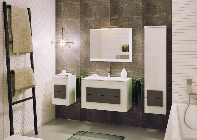 Kolekcja mebli łazienkowych NEX
