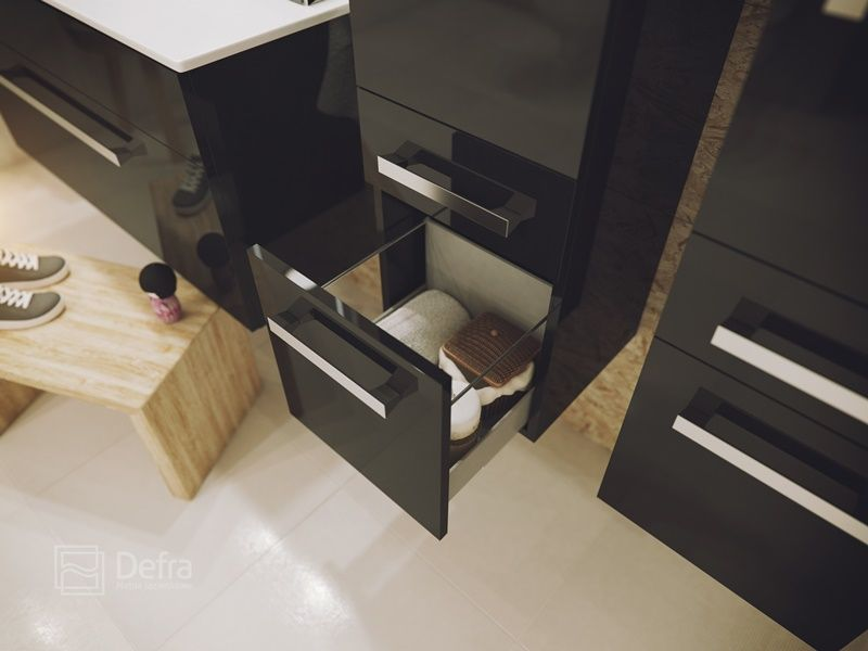 Kolekcja mebli łazienkowych OLEX
