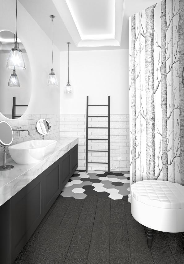 Jak suszyć ręczniki w łazience z ogrzewaniem podłogowym