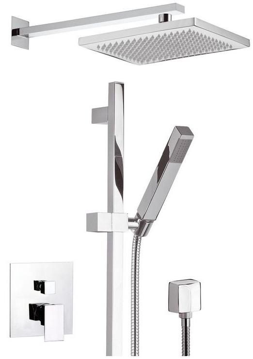 Prysznic podtynkowy SKYLINE firmy Daniel