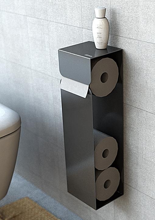 uchwyt na papier toaletowy wysoki - Defra