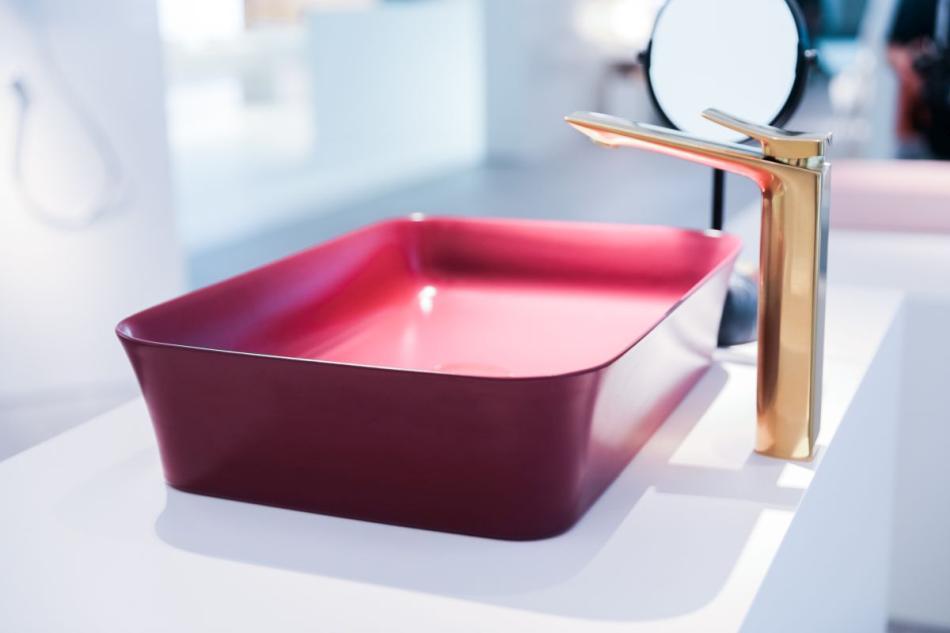 kolorowe umywalki Ipalyss