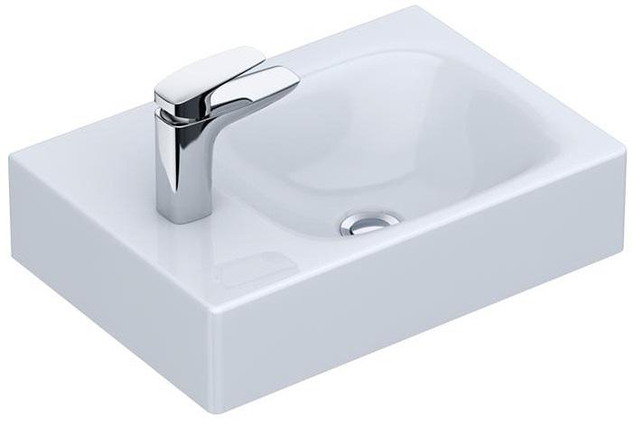 Umywalka meblowa VIGOUR white 500 x 350 mm - Elements