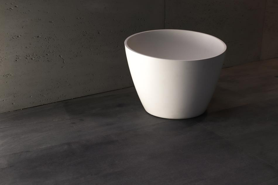 Umywalka nablatowa Cristalstone Separado - Luxum
