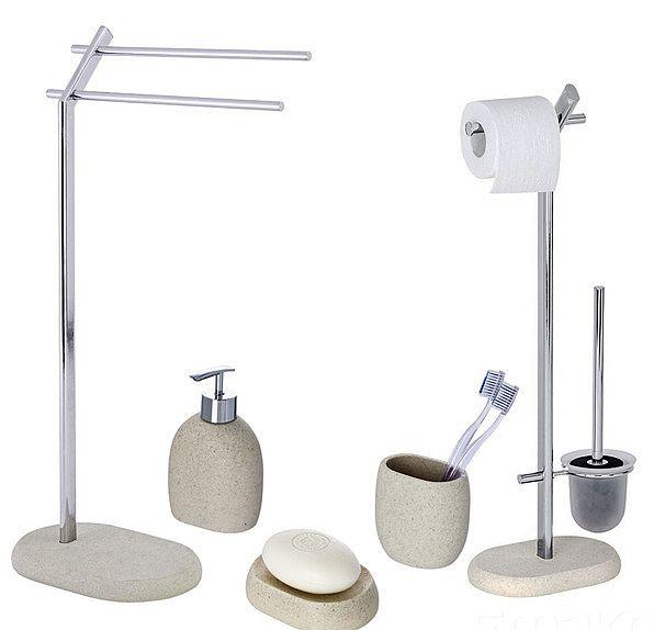 Modna łazienka - dodatki w stylu naturalnym