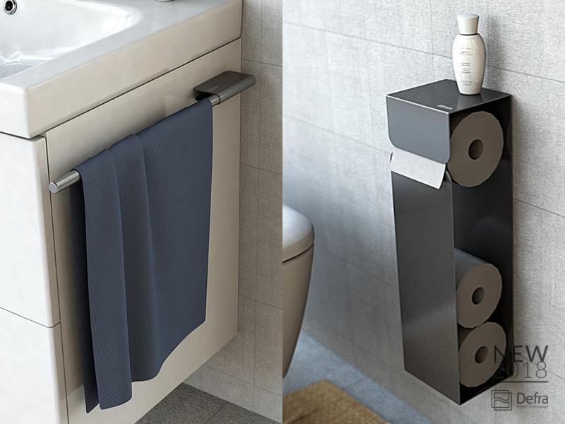 akcesoria łazienkowe Defra