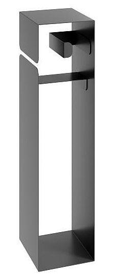 Akcesoria i dodatki do łazienki czarne