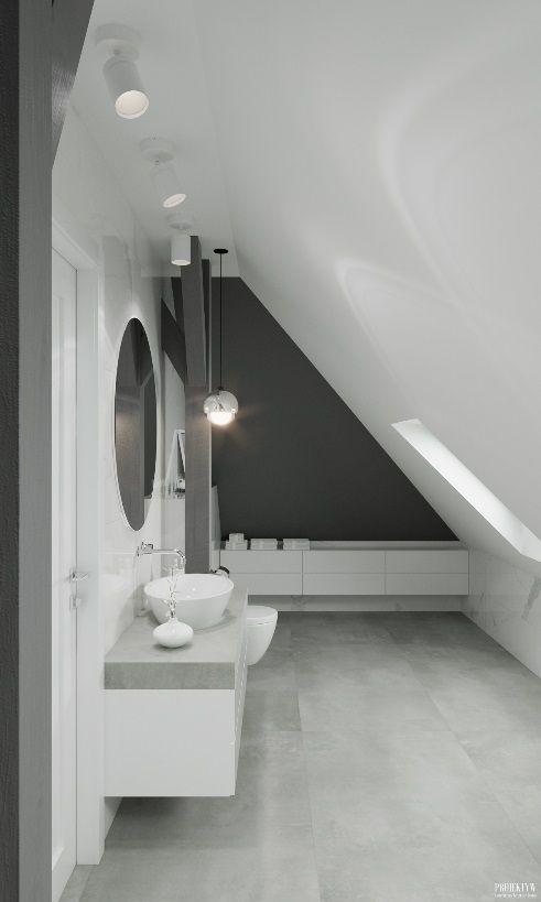 łazienka Na Poddaszu Ciekawe Rozwiązania Trendy W łazience