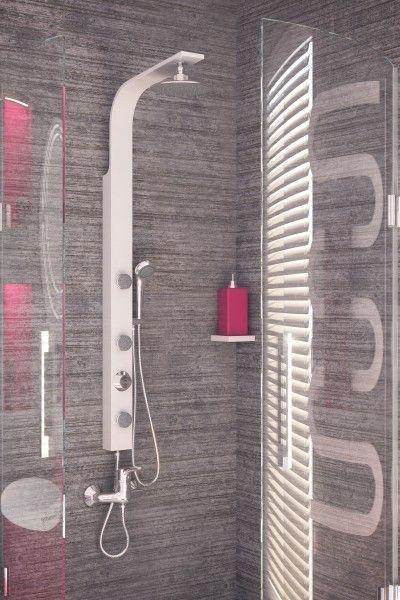 Panel prysznicowy Laura marki Laveo