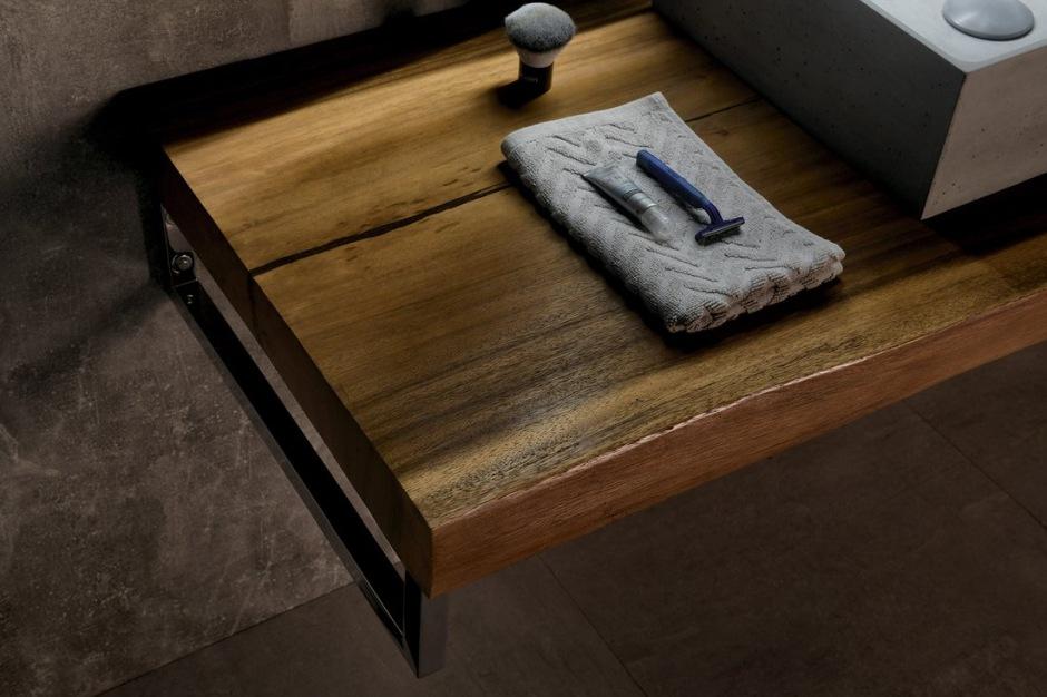 Drewno suar w łazience - zalety