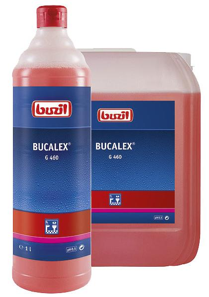 Bucalex preparat myjący do sanitariatów - Buzil