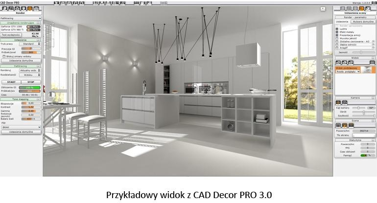 Nowości CAD Projekt K&A a rewolucja w projektowaniu wnętrz
