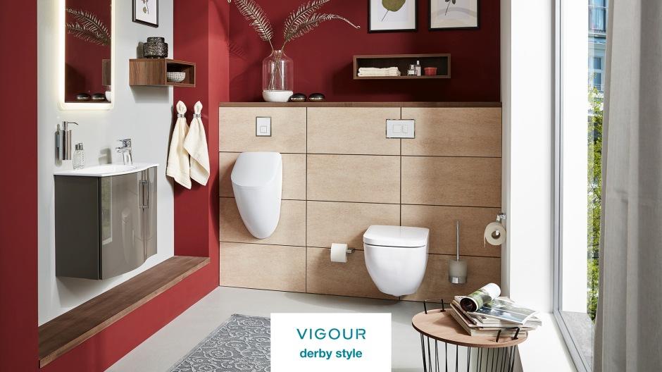 Piękna i funkcjonalna ceramika sanitarna