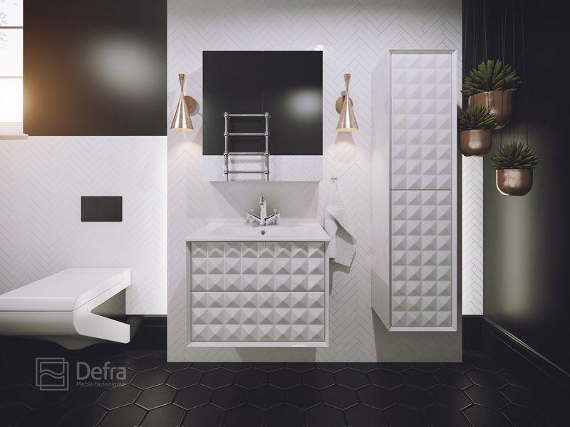 Kolekcja mebli łazienkowych ZIRCO