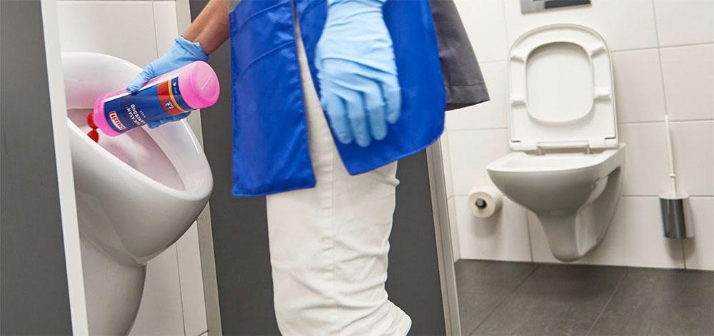 czyszczenie ceramiki sanitarnej