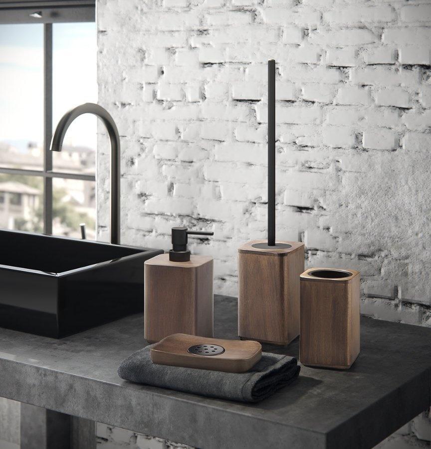 zestawy łazienkowe w różnych stylach