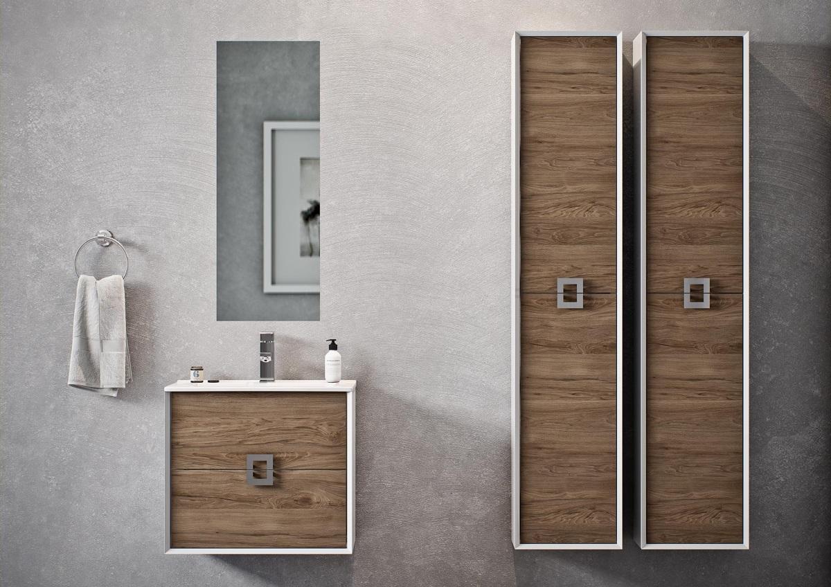 meble łazienkowe Defra Amura