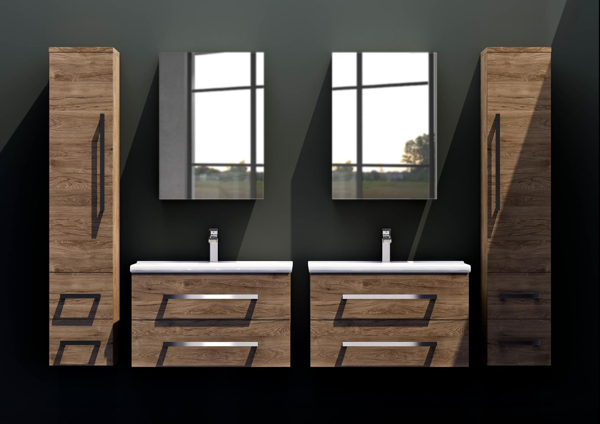Meble łazienkowe Defra Granada