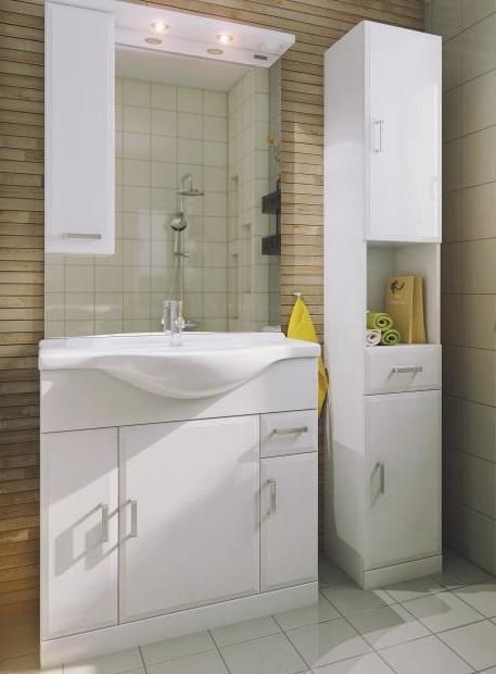 meble łazienkowe Rosti marki Defra Deftrans