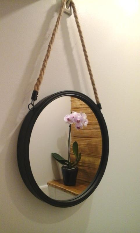 Ładne lustro do łazienki