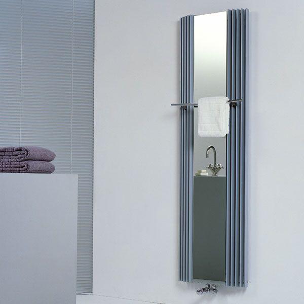 Dekoracyjny grzejnik łazienkowy Iguana Visio