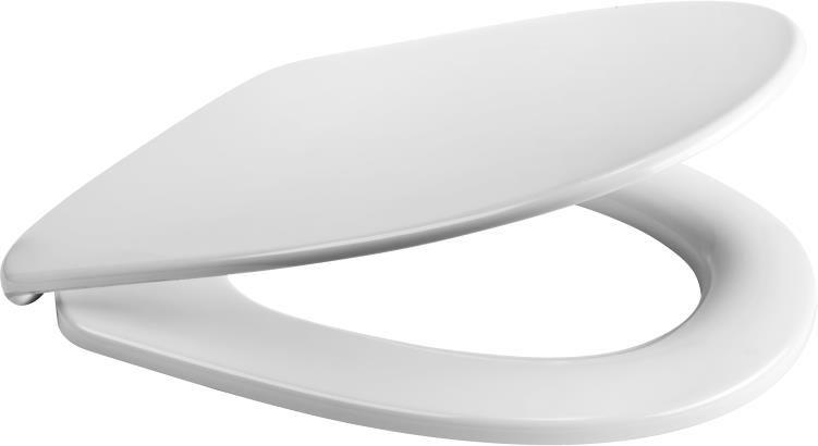 Deska sedesowa z powłoką antybakteryjną