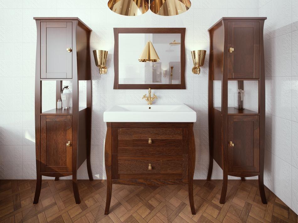 meble łazienkowe z kolekcji Barrel