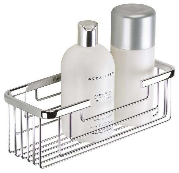 Akcesoria łazienkowe druciane
