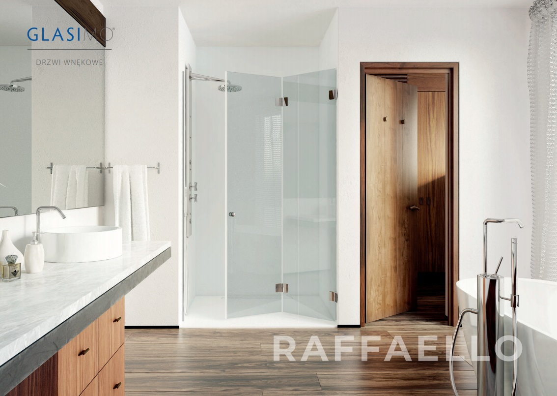 Glasimo - drzwi wnękowe Raffaello