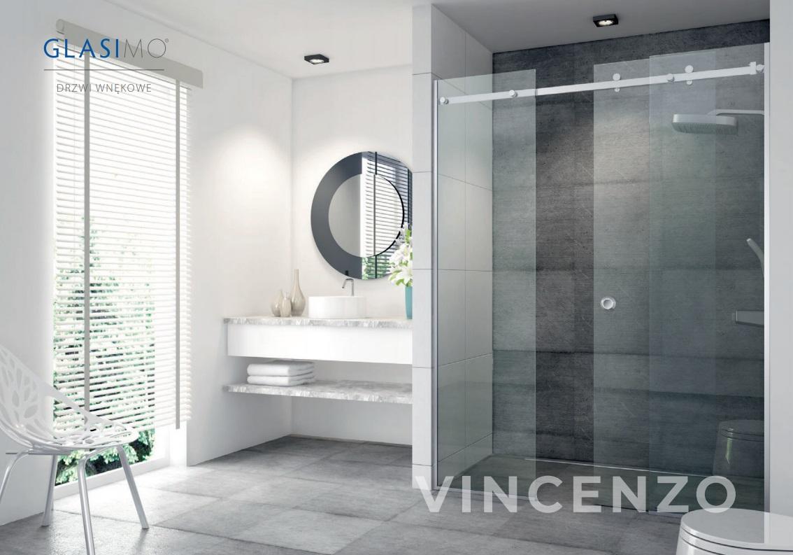 Glasimo - drzwi wnękowe Vincenzo