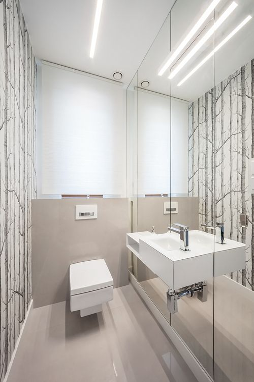Jak Powiększyć łazienkę Za Pomocą Lustra Porady Wszystko O