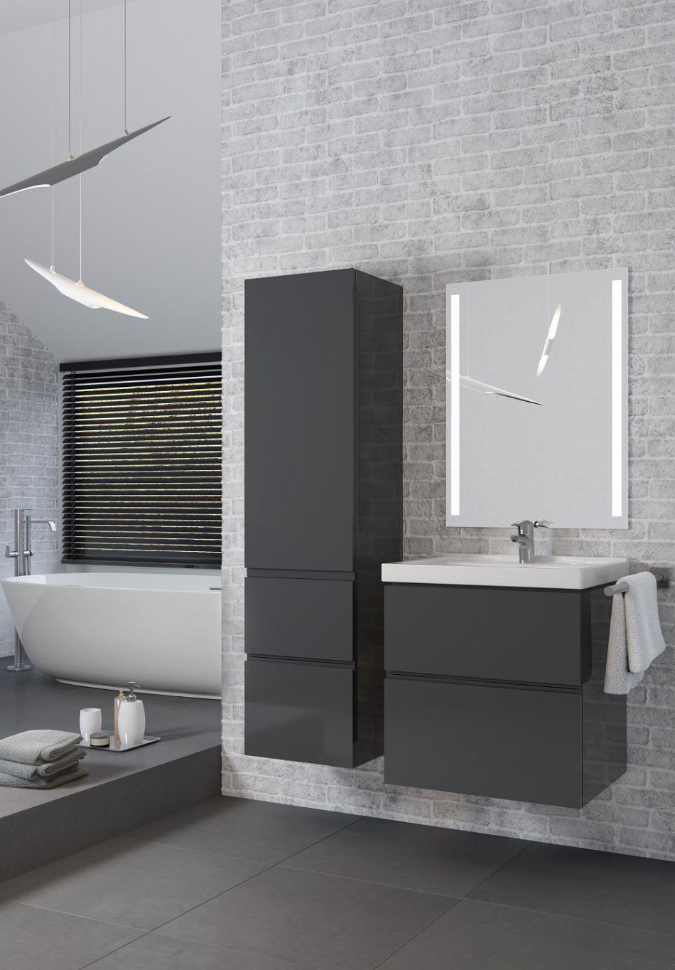Minimalistyczna łazienka - jak dobrać meble