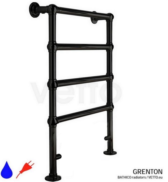 GRENTON - grzejnik łazienkowy retro VETTO