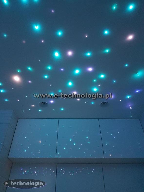 gwiezdne niebo, konstalacje świetlne - E-Technologia