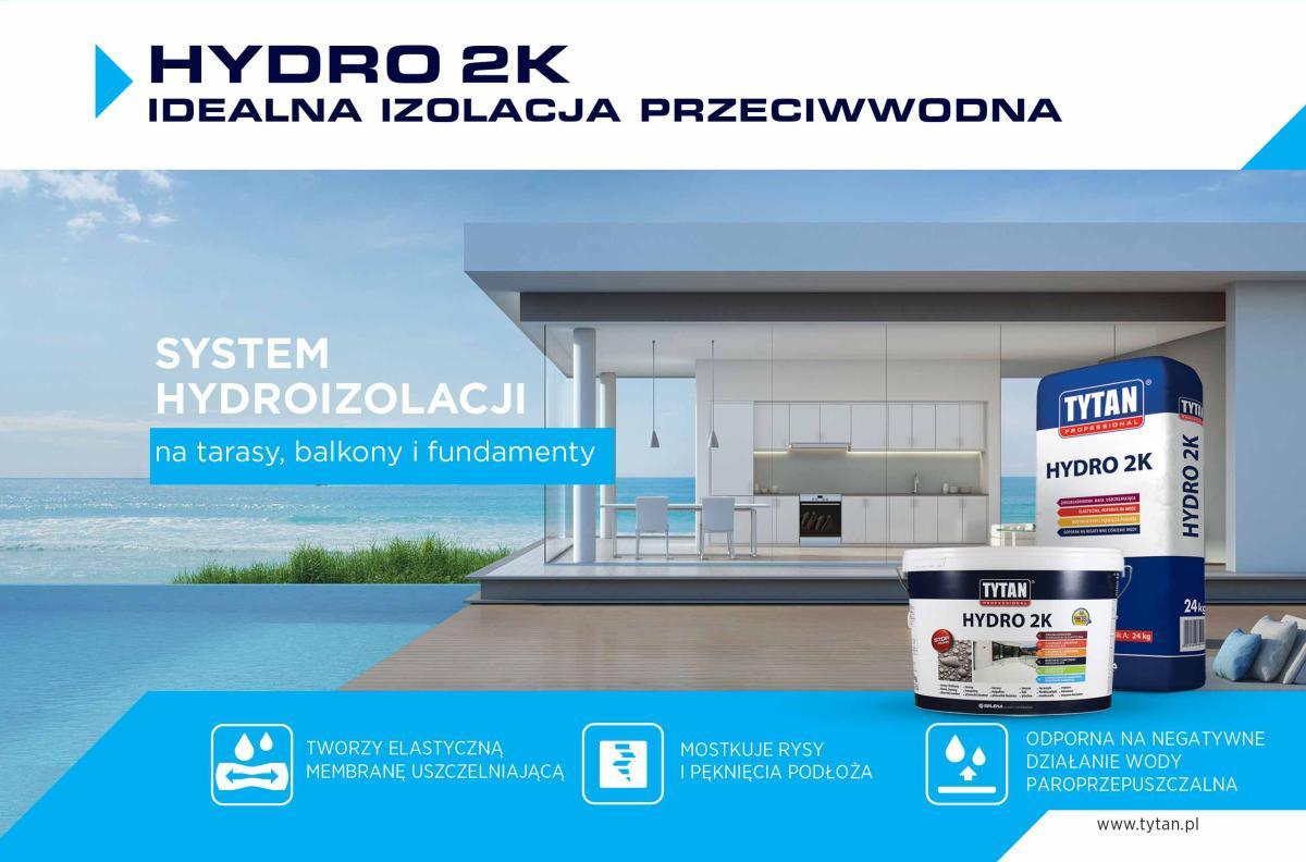 TYTAN Professional Hydro 2k