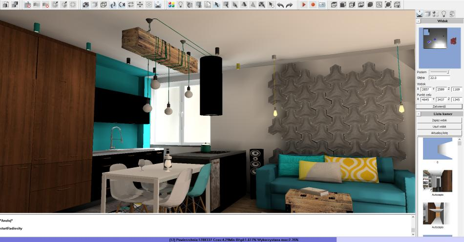 programy do projektowania kuchni projekty kuchni