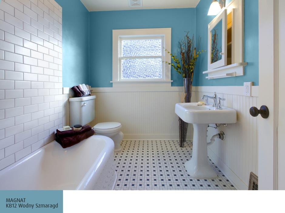Farba: MAGNAT Creative Kitchen Bathroom / kolor: KB12 Wodny Szmaragd