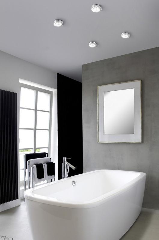 Oświetlenie łazienkowe ścienne I Sufitowe Meble I