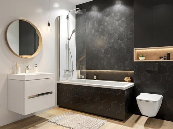 Kabiny prysznicowe Geo - nowoczesny design, innowacyjne rozwiązania