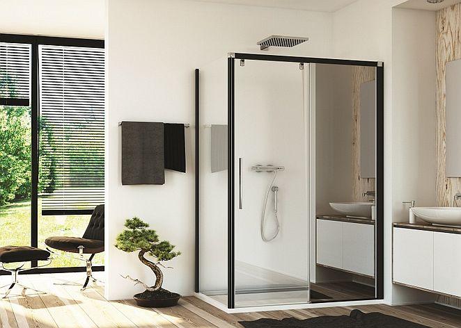 kabina prysznicowa z lustrem SanSwiss