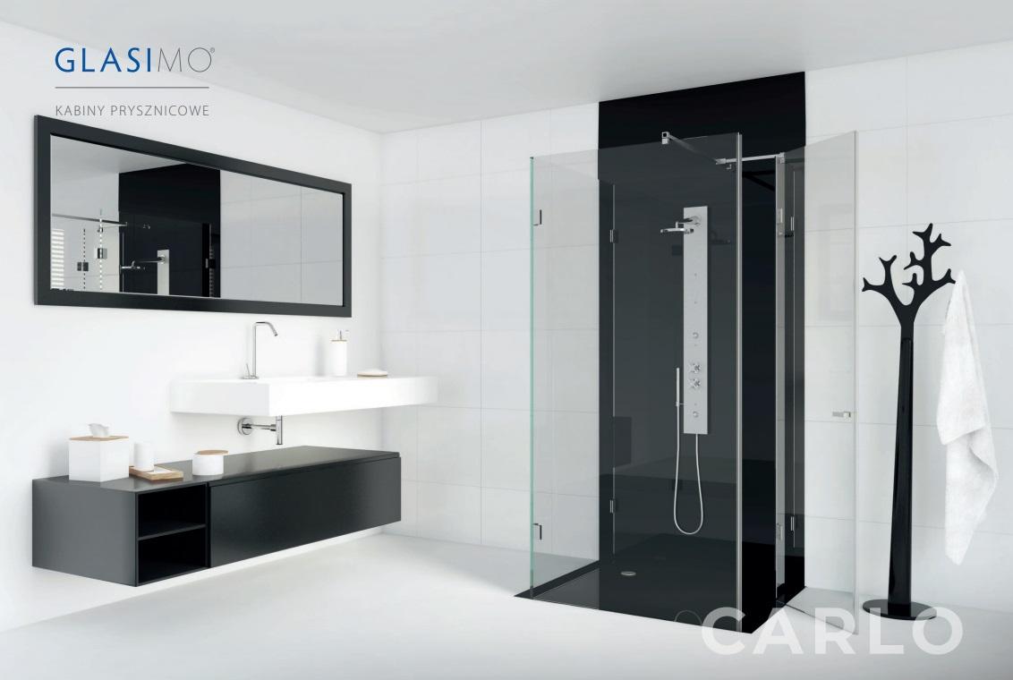 Glasimo - szklana kabina prysznicowa Carlo