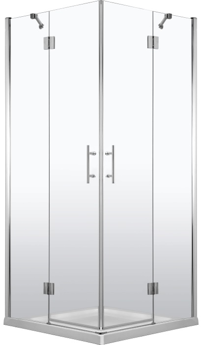 kabina prysznicowa kwadratowa Deante Abelia