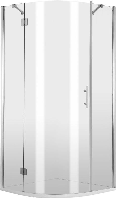 kabina prysznicowa półokrągła Deante Abelia