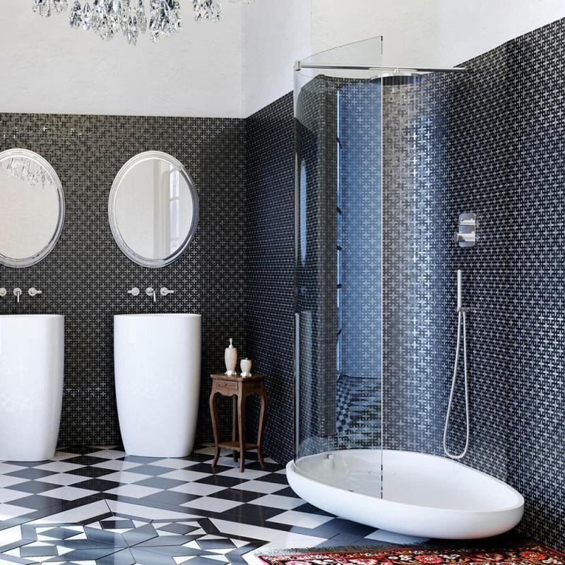 Kabiny prysznicowe - przegląd