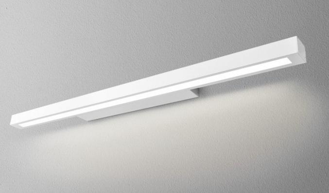 Oświetlenie łazienkowe LED - kinkiety hermetyczne