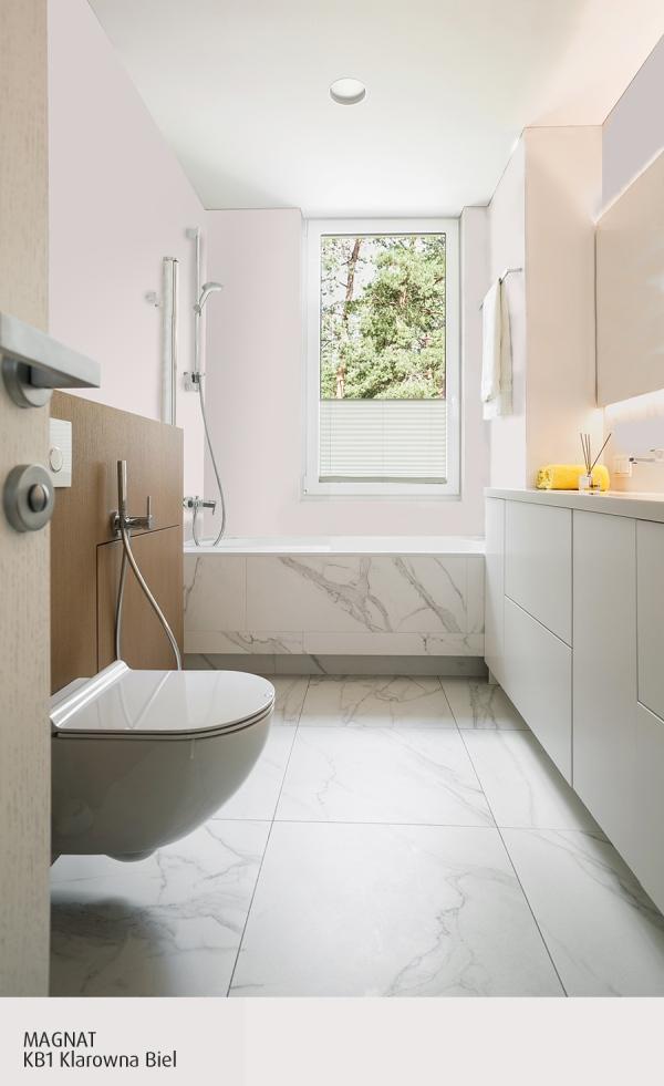 Farba: MAGNAT Creative Kitchen Bathroom / kolor: KB1 Klarowna Biel