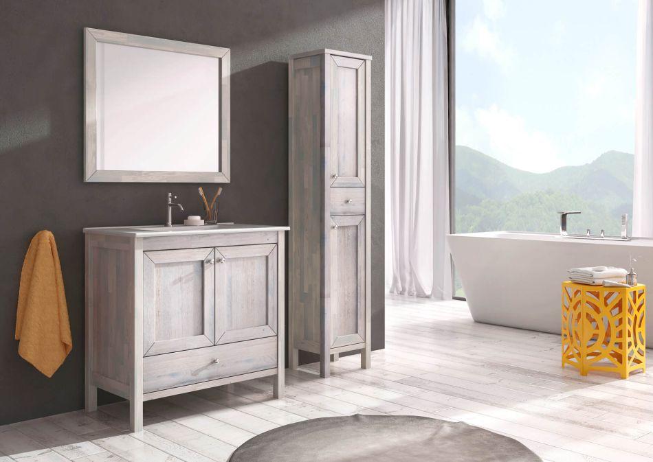 Meble łazienkowe w stylu klasycznym w ofercie Elita