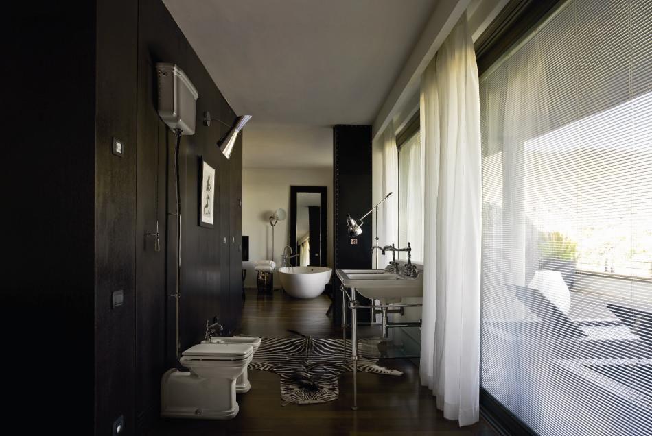 Kolekcja ceramiki Kerasan Waldorf Yeti