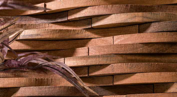 Kolekcja efekt 3D Antic Colonial Wood Duna Max-Fliz